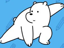 How to Draw Ice Bear