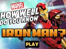 How Well Do You Know Iron Man