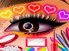 Incredible Princess Eye Art 2