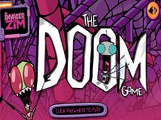 Invader Zim The Doom Game