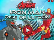 Iron Man Rise of Ultron