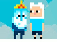 Jacky and Finno 2 Ice King