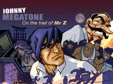Johnny Megatone