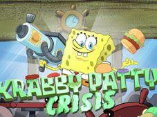 Krabby Patty Crisis