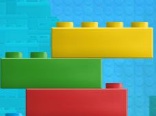 Lego Stacky Stack