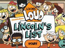 Lincolns List