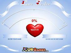 Love Percentage