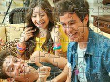 Luna and Friends Puzzle