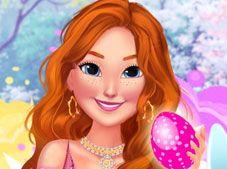 Magic of Easter Princess Makeover