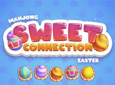 Mahjong Sweet Easter Connection