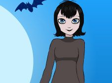 Mavis Halloween Dress Up