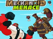Mechanoid Menace
