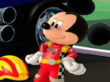 Mickey and the Roadster Racers Memory