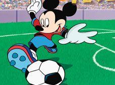 Mickeys Soccer Fever
