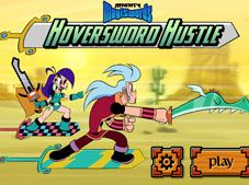 Mighty Magiswords Hoversword Hustle
