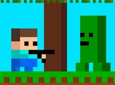 Minecraft Steve Adventure