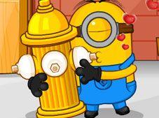 Minion Love Kiss