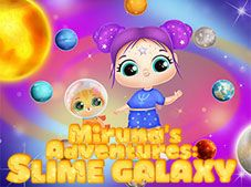 Mirunas Adventure Slime Galaxy