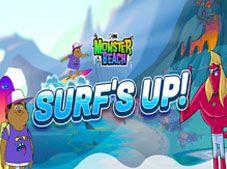 Monster Beach Surfs Up