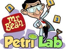 Mr Bean Petri Lab