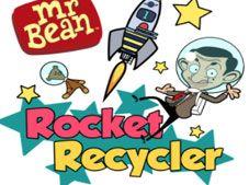 Mr Bean Rocket Recycler