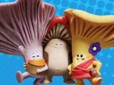 Mush-Mush and the Mushables Splash Art