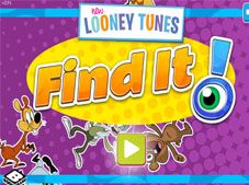 New Looney Tunes Find It