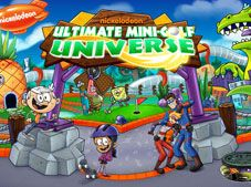 Nickelodeon Ultimate Mini-Golf Universe