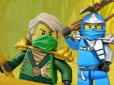 Ninjago with Difference