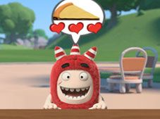 Oddbods Pizza Cafe