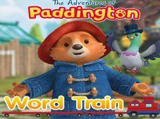 Paddington Word Train
