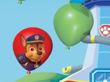 Paw Patrol Balloon Pop