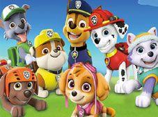Paw Patrol Find Puppy