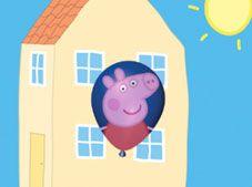 Peppa Pig Balloon Pop