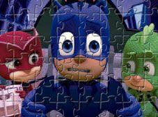 PJ Masks Characters Puzzle