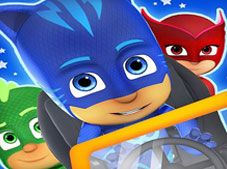 PJ Masks Superhero Racing