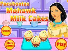 Pocahontas Mohauk Milk Cakes