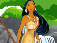 Pocahontas New World