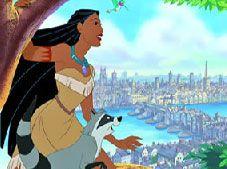 Pocahontas Puzzle