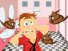 Poopfight io