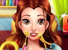 Princess Belle Perfect Dentist