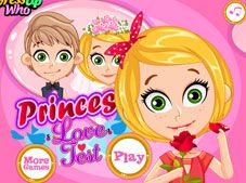 Princess Love Test