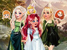 Princess Magical Elf