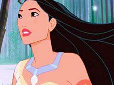Princess Pocahontas Memory Cards