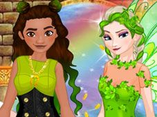Princess St Patricks Party