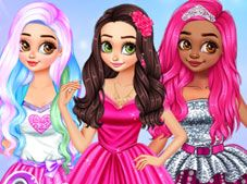 Princesses Astonishing Outfits