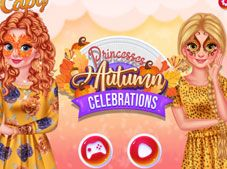 Princesses Autumn Celebrations
