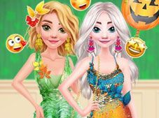 Princesses Thanksgiving Day