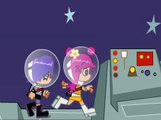 Puffy AmiYumi in Space