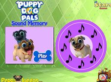 Puppy Dog Pals Sound Memory